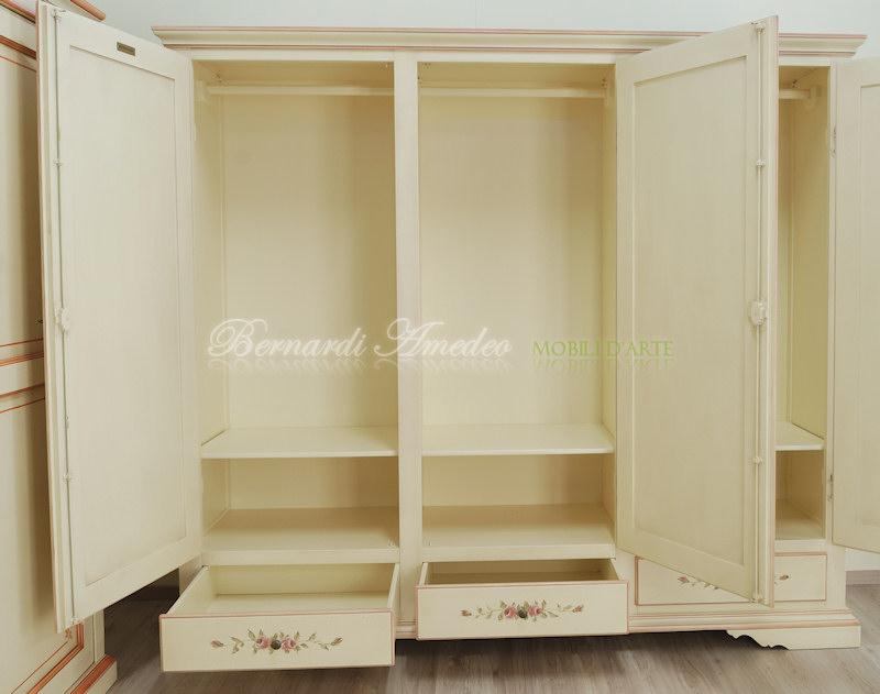 Armadi laccati armadi - Decori in legno per mobili ...