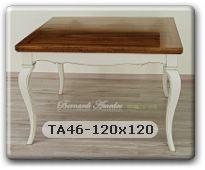 Indice dei tavoli allungabili tavoli for Tavolo allungabile quadrato 120x120