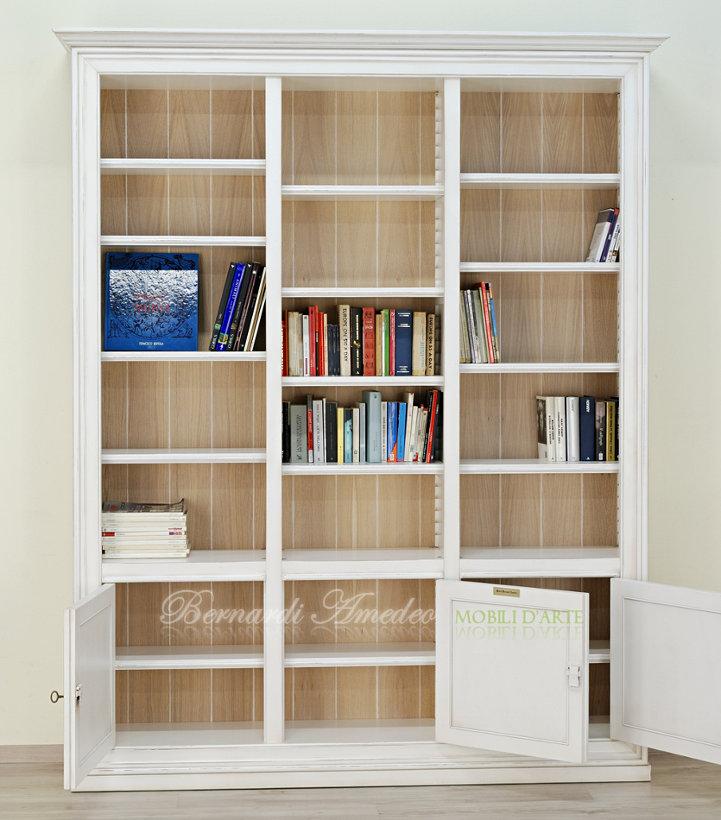 Librerie scaffalature librerie - Mobile libreria con ante ...