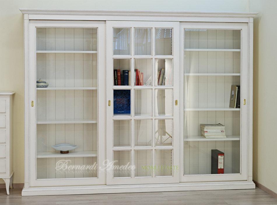 Libreria con ante tutte le offerte cascare a fagiolo - Libreria con ante ikea ...