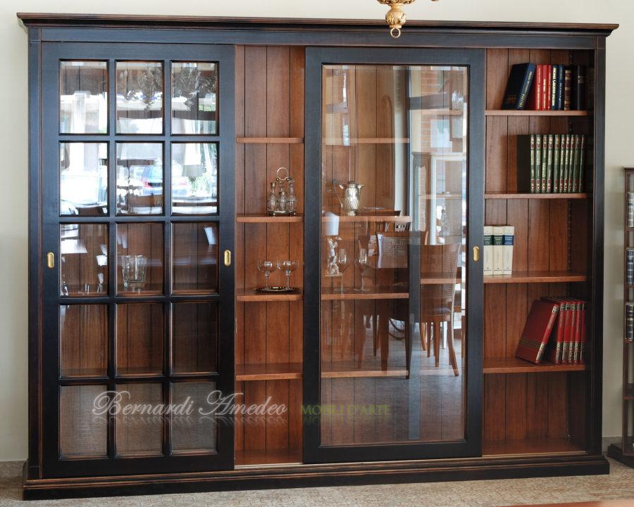 Librerie 5 librerie for Libreria acciaio e vetro