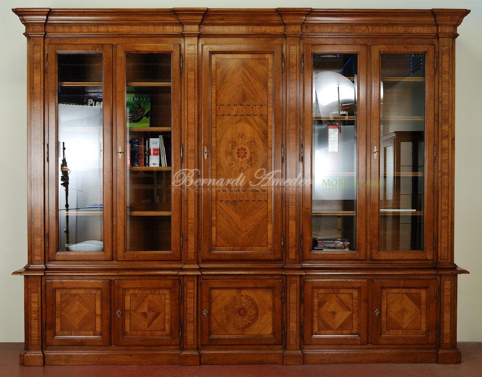 Librerie scaffalature librerie for Piccole librerie in legno