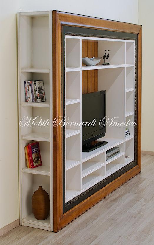 Libreria porta tv librerie - Libreria con porta ...