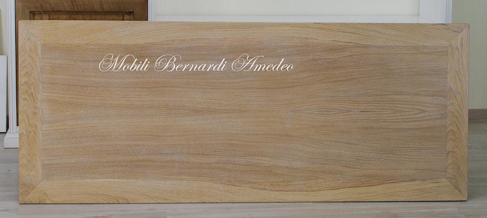 Tavoli scrittoi in legno massello tavoli - Mobili in legno sbiancato ...