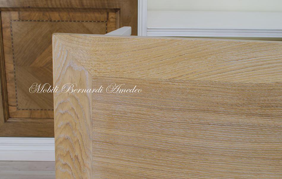 Dimensioni Mobili Cucina : Tavoli scrittoi in legno massello
