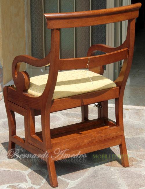 Poltrone sedie poltroncine divanetti for Sedie a poltrona