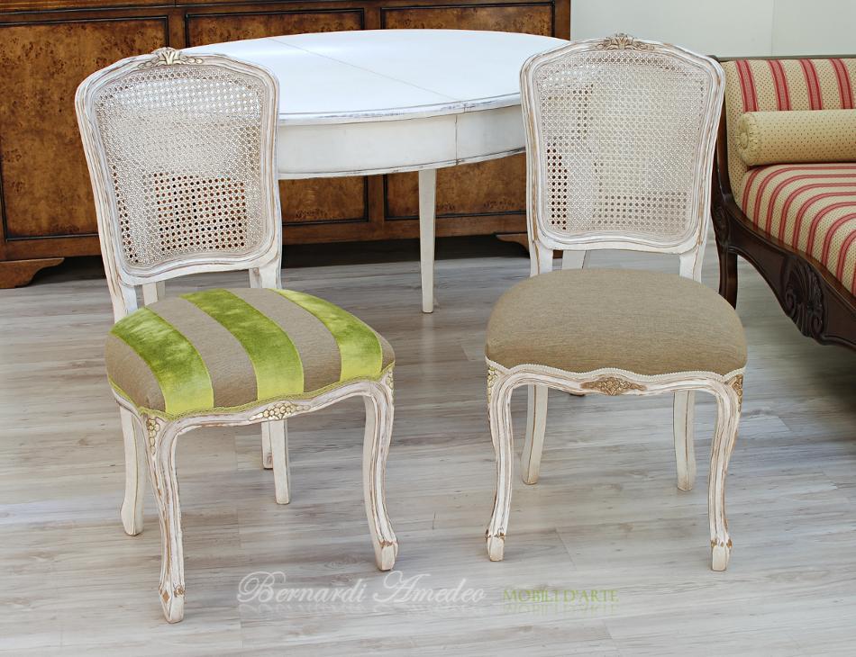 Sedie e poltroncine 10 sedie poltroncine divanetti for Sedie imbottite