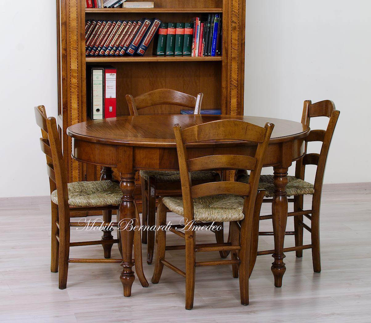 Tavoli Ovali Allungabili Economici  madgeweb.com idee di interior design