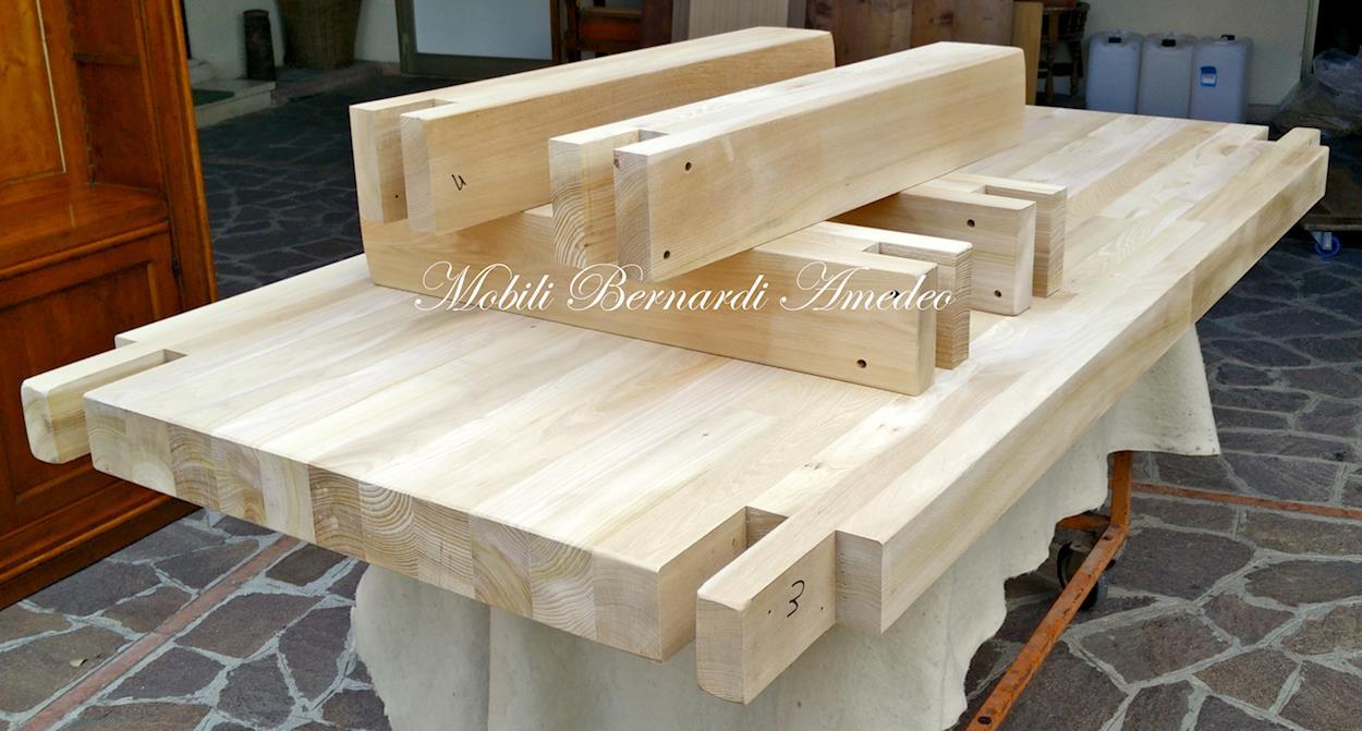 tavolo legno massello moderno - 28 images - tavolo moderno legno ...
