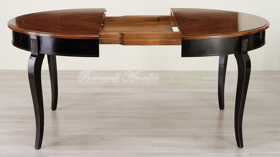 Tavoli rotondi e ovali allungabili 3 tavoli - Tavoli ovali ikea ...