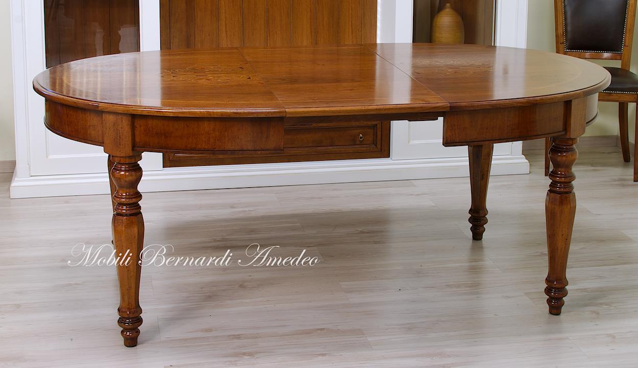 Tavoli Da Pranzo Ovali Allungabili ~ Design Per La Casa & Idee Per ...