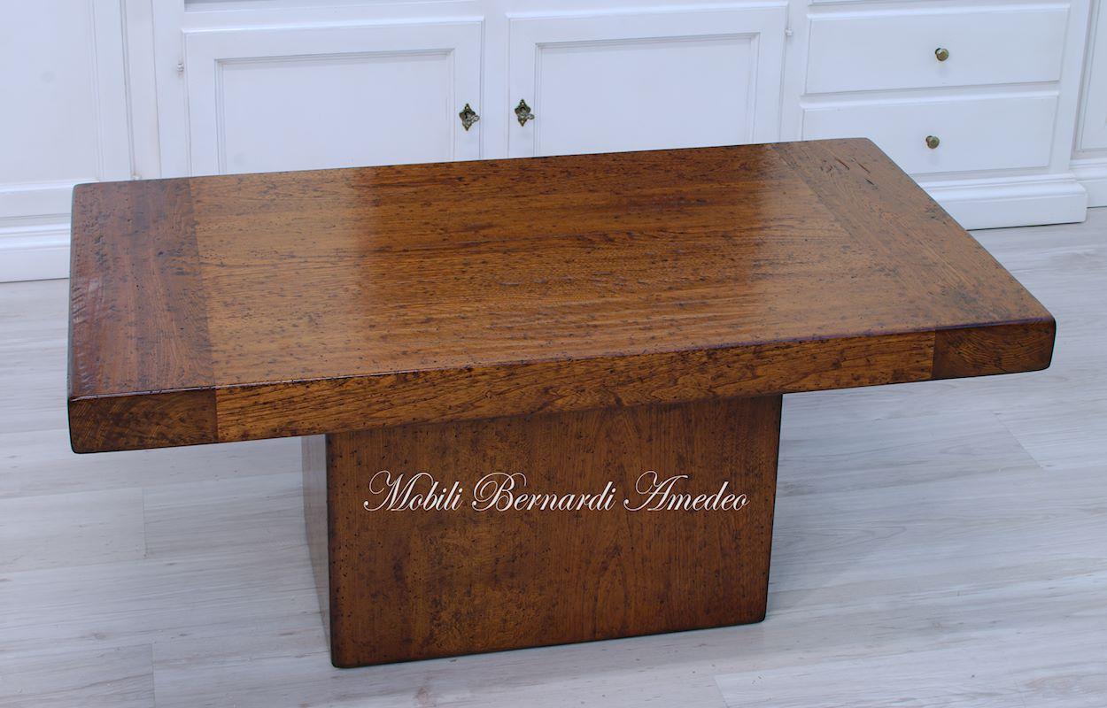 Tavolini da salotto legno massiccio tavolini for Vetrina stile moderno