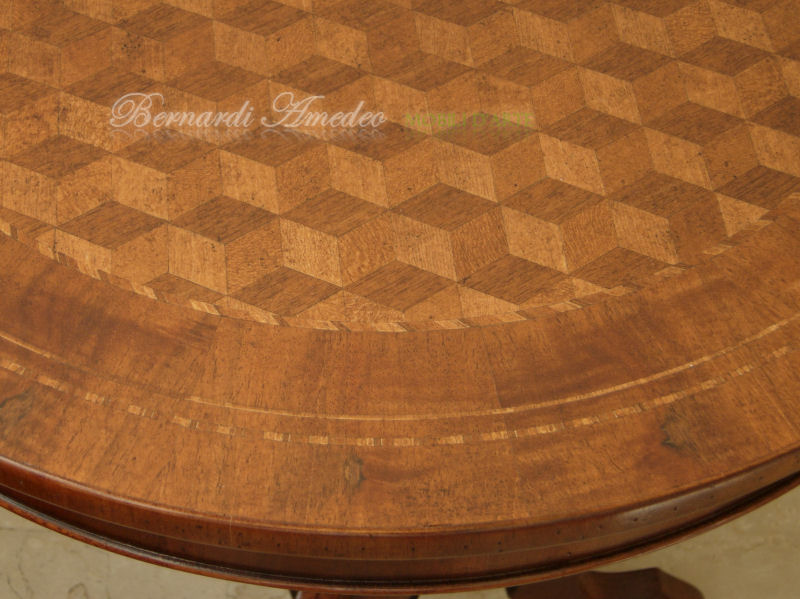Tavolini rotondi e ovali 2  Tavolini