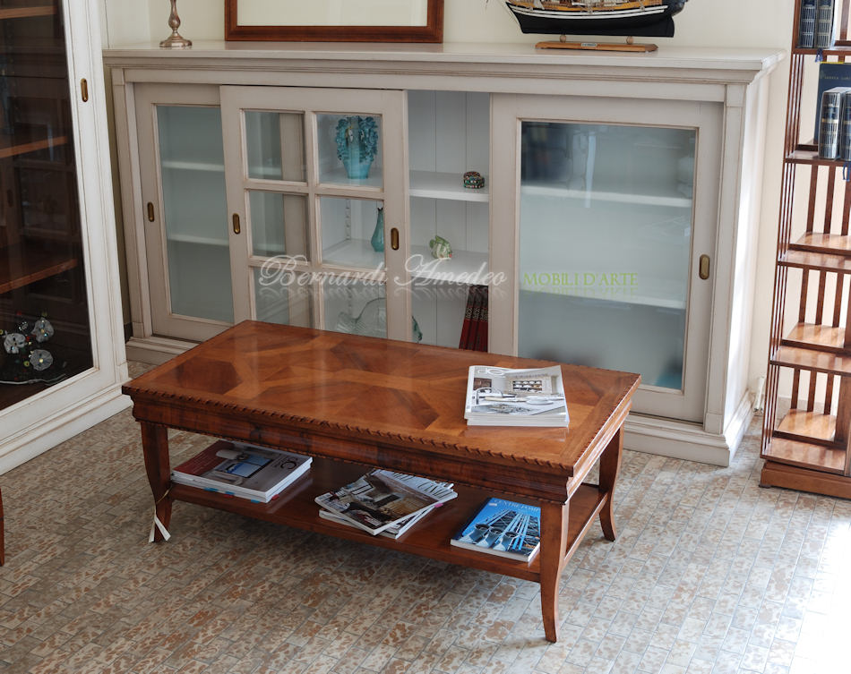 Tavolini Soggiorno Ciliegio : Tavolini soggiorno classici idee per il design della casa