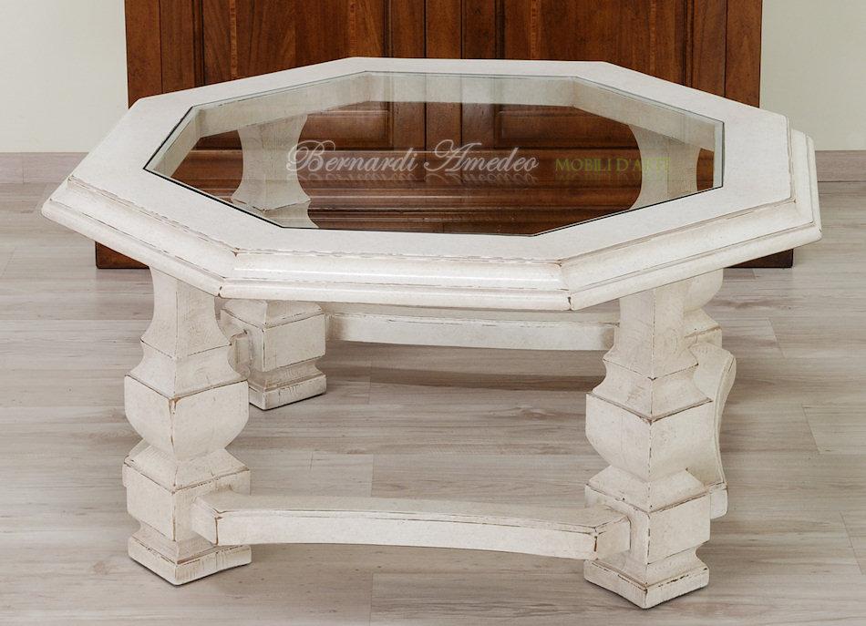 Tavolini da salotto laccati tavolini for Tavolino cristallo salotto