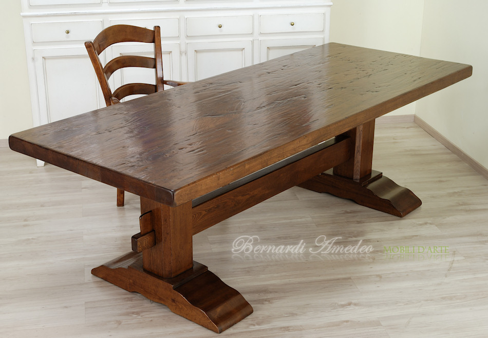 Tavoli fratini tavoli - Progetto tavolo allungabile ...
