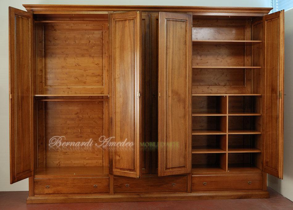 Best armadi in legno photos for Economici rivestimenti in legno