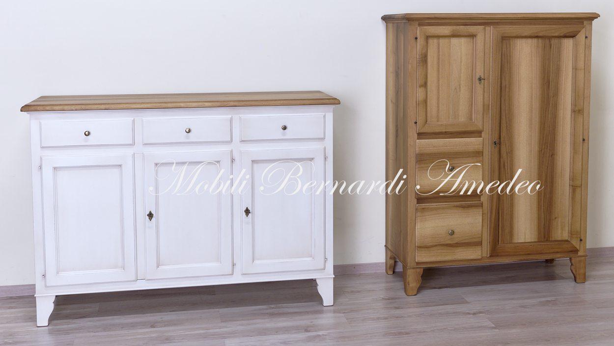 Credenza Con Chiavi : Credenze in legno laccate