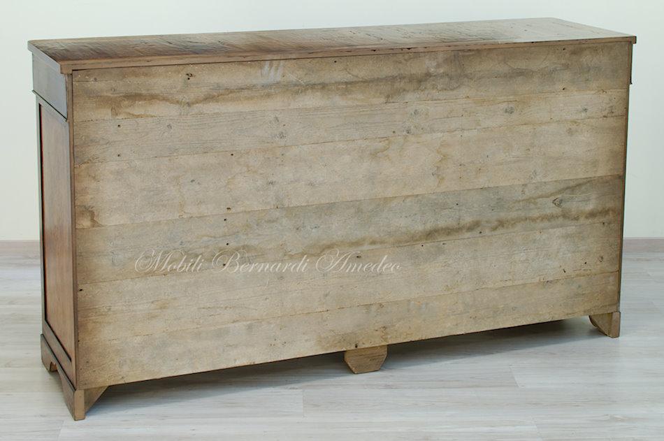 Credenze in legno vecchio ii credenze - Tavole di legno antico ...