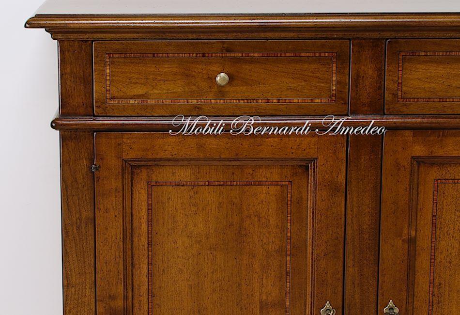 Gallery of credenza arte povera madia soggiorno cucina in vari con