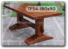 Indice dei tavoli fissi tavoli - Tavoli allungabili in legno arte povera ...