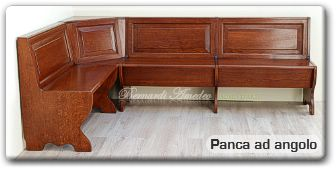 Indice dei tavoli fissi tavoli for Cuscini per panca ad angolo