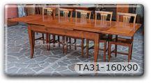 tavoli - Tavoli Da Cucina Allungabili In Legno