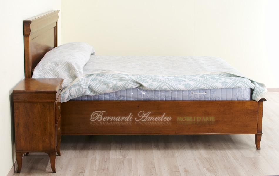 Camera da letto stile 800 veneto noce 2 camere complete - Camere da letto veneto ...
