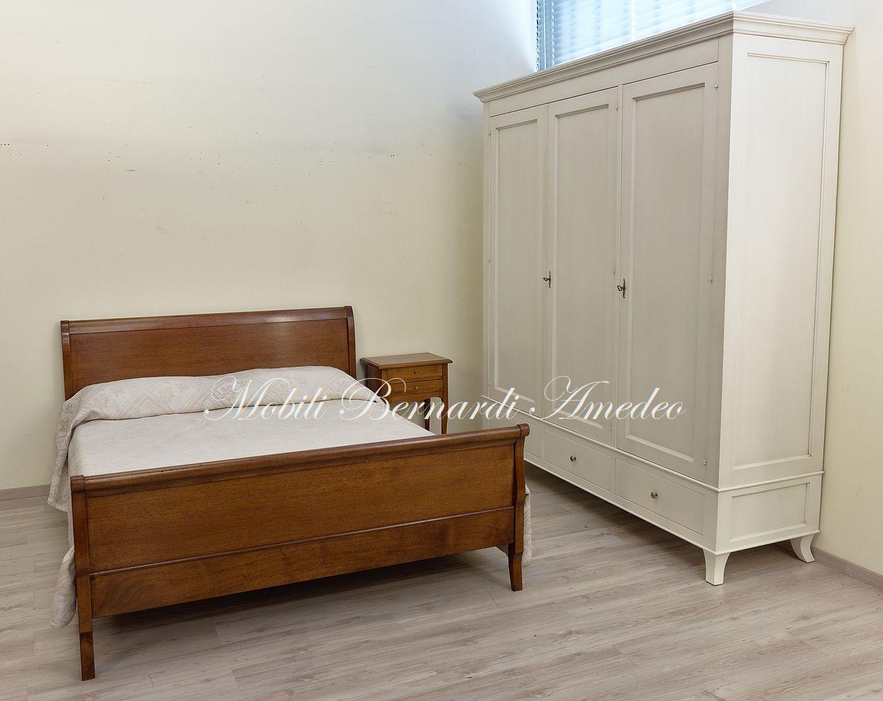 Letti In Legno Bianco : Camera da letto camere da letto bianco e legno camera da letto