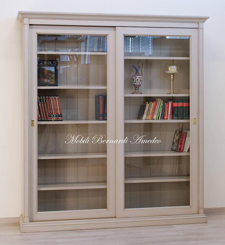 Librerie 6 librerie for Libreria acciaio e vetro