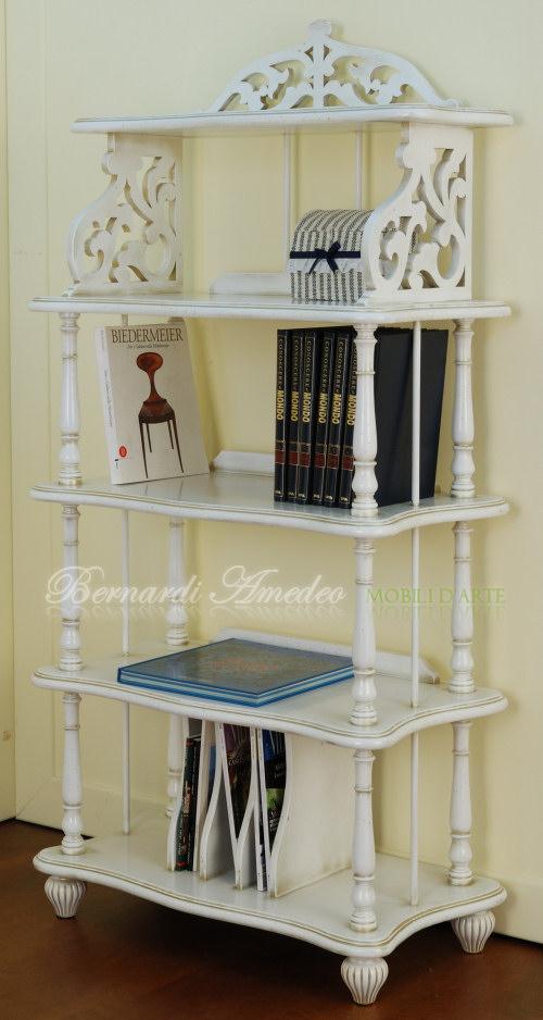 Etagere in legno librerie for Piccole librerie in legno