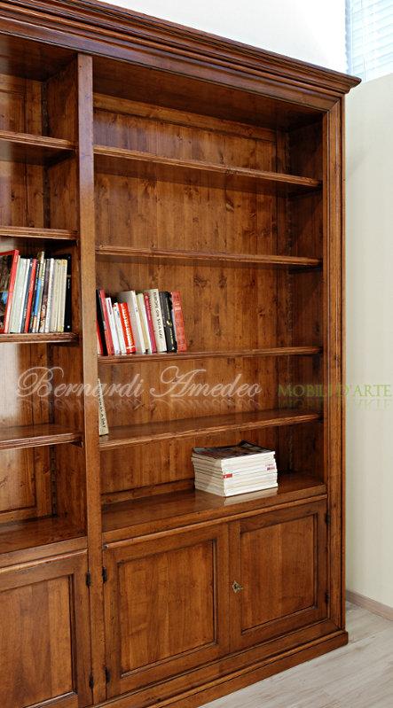 Librerie 2 librerie for Piani di libreria stile artigiano