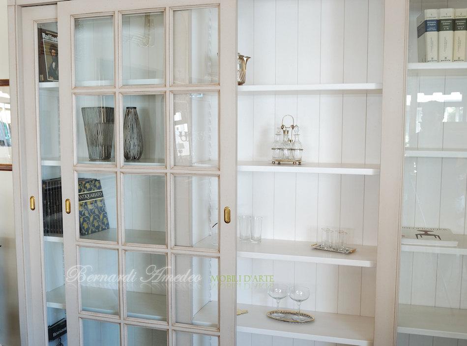 Librerie in legno 8 librerie - Libreria con ante ikea ...