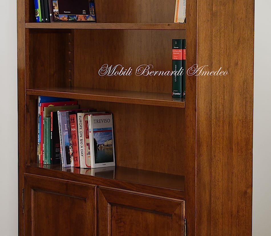 Libreria In Legno Noce.Librerie In Stile 10 Librerie