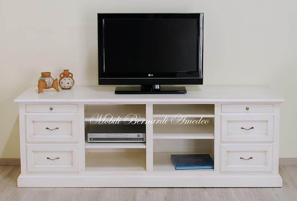 Mobili Per Tv E Stereo.Mobili Tv Colorati 3 Porta Tv