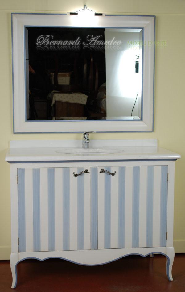 Mobili bagno laccati mobili per bagno for Mobili per lavello bagno