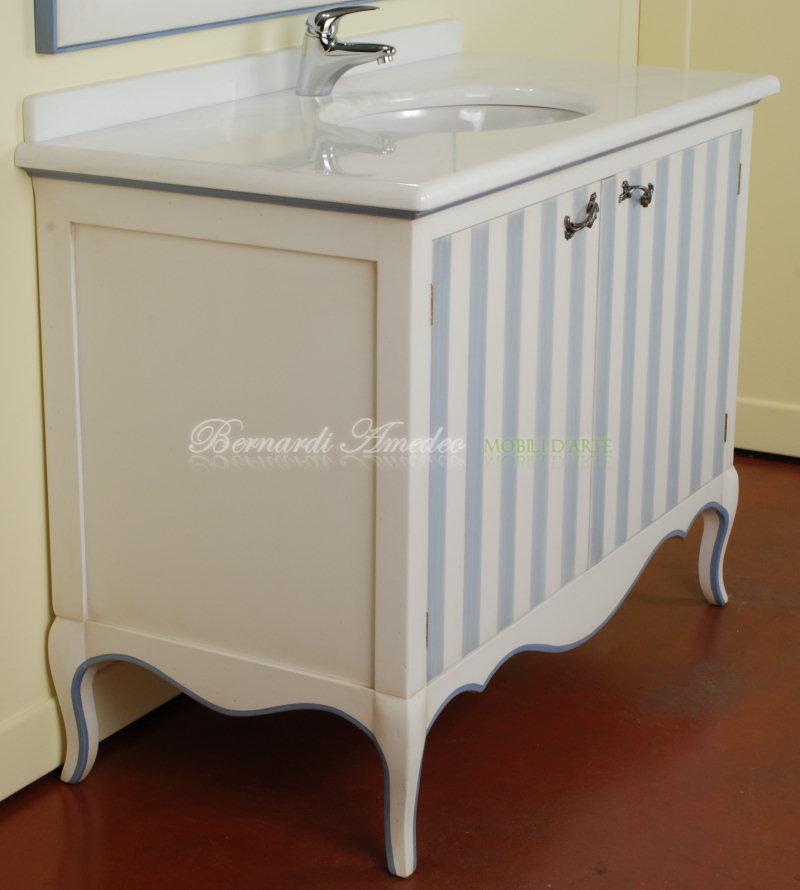 Mobili bagno laccati mobili per bagno - Mobile bagno marmo ...
