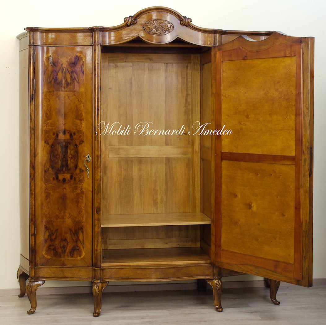 Armadietti vecchi mobili vecchi for Piani domestici di vecchio stile