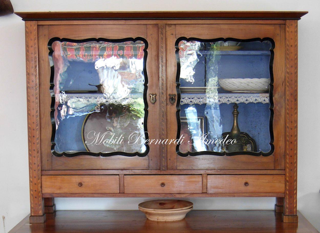 Credenza Con Vetri Colorati : Credenze vecchie 2 mobili vecchi