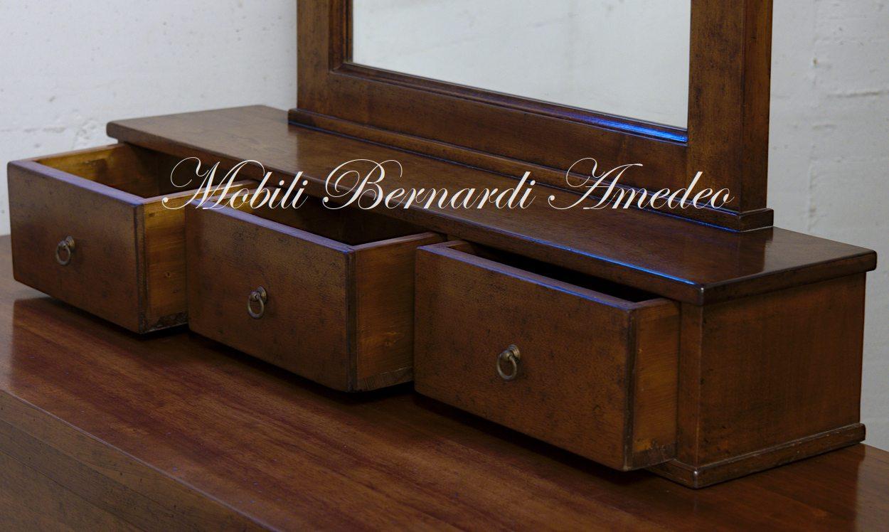 Camera arte povera in noce in svendita mobili in svendita - Descrizione della camera da letto ...