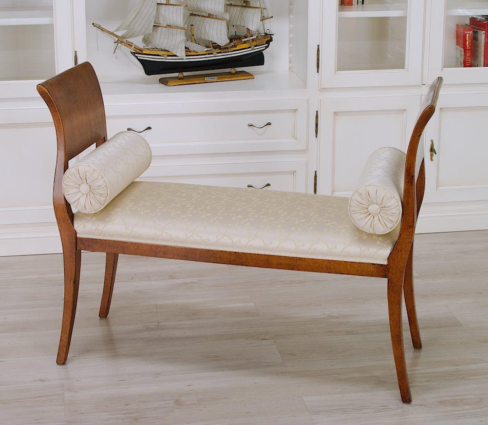 Panchette tappezzate | Sedie poltroncine divanetti