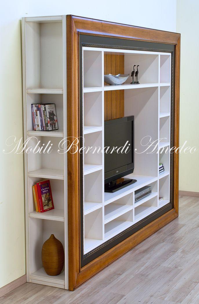 Libreria porta Tv | Librerie