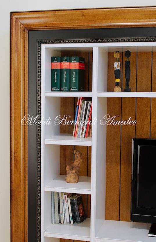 Libreria porta Tv  Librerie