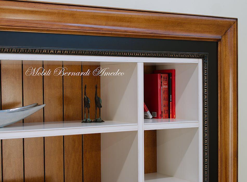 Libreria porta tv librerie - Mobile libreria a parete ...