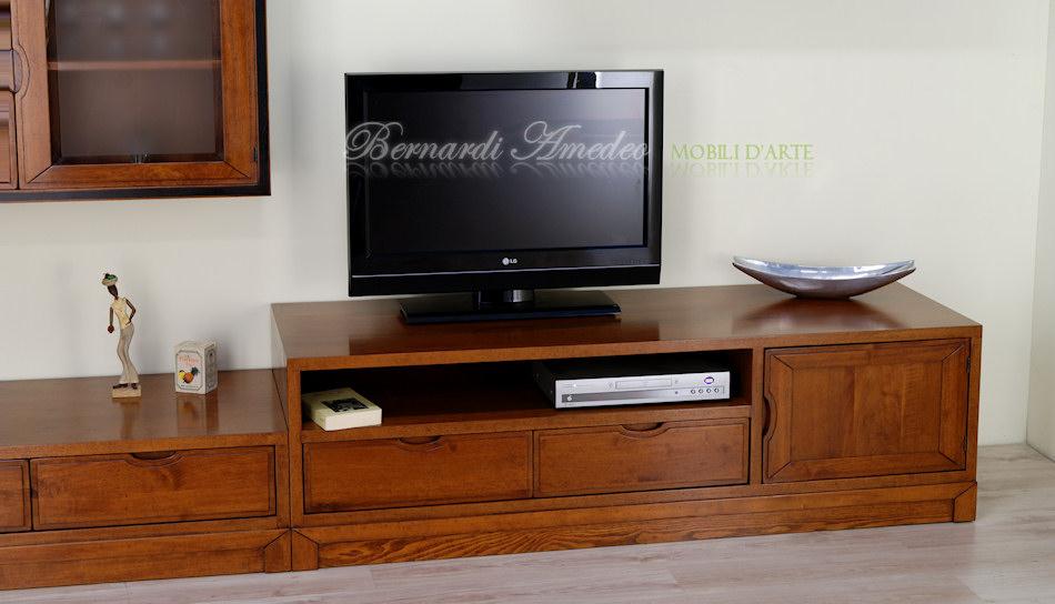 ... Bicolore Con Base Porta Tv E Led Interni Toronto on Pinterest
