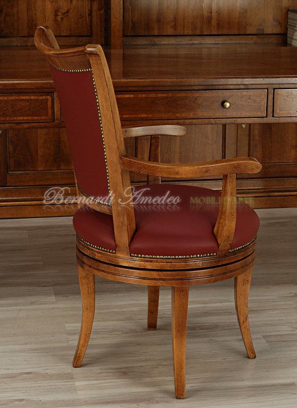 Poltrone girevoli sedie poltroncine divanetti for Poltrone da tv