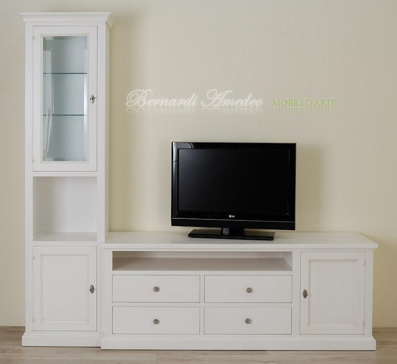 Porta Tv in legno laccati 2  Porta TV