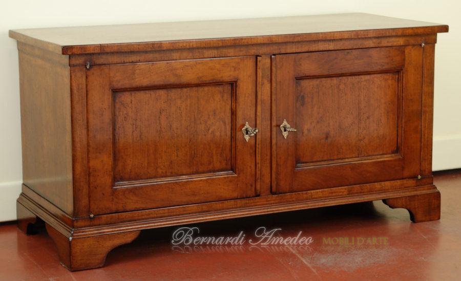 Porta TV legno vecchio 2 | Porta TV