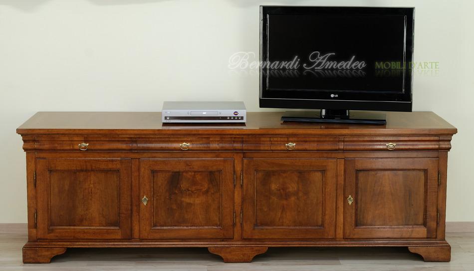 Porta tv legno vecchio 2 porta tv for Mobile porta tv legno grezzo