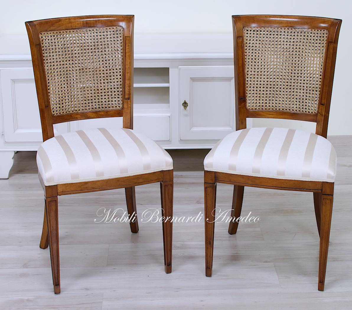 Tessuti e rivestimenti per sedie sedie poltroncine divanetti for Poltroncine eleganti